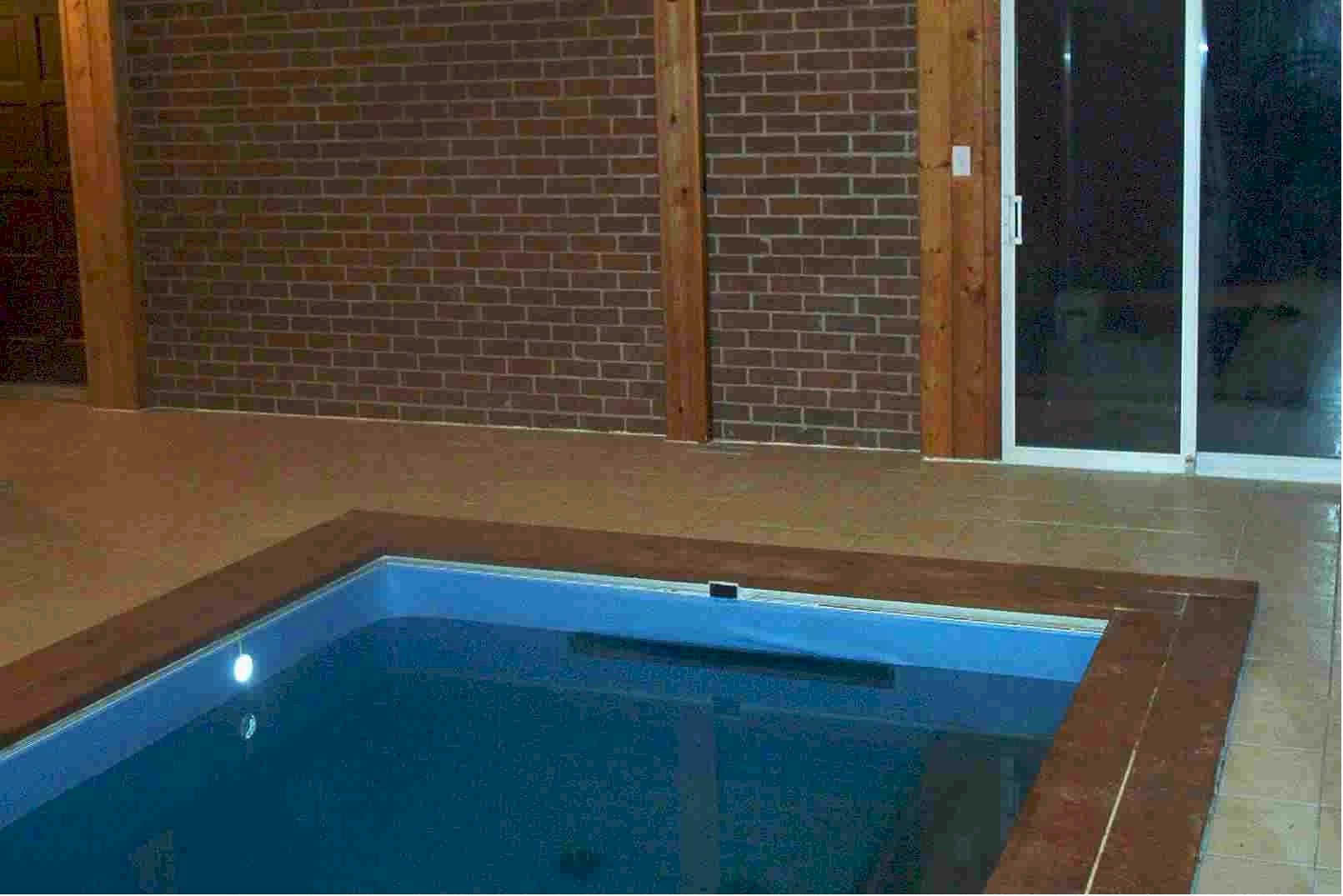 Above Ground Exercise Pools